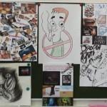 Выставка плакатов: «Борьба с вредными привычками»